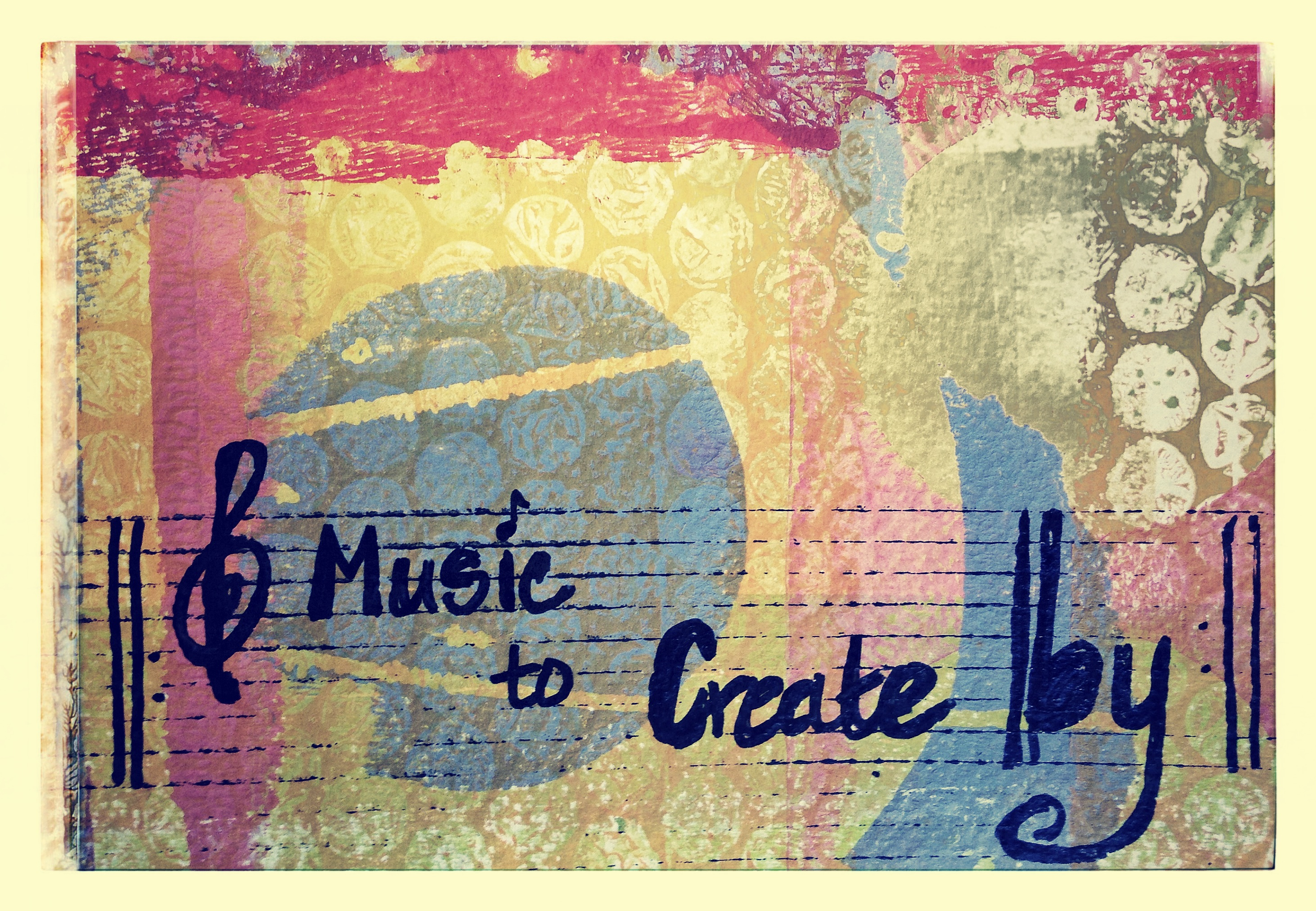 how to create a music playlist
