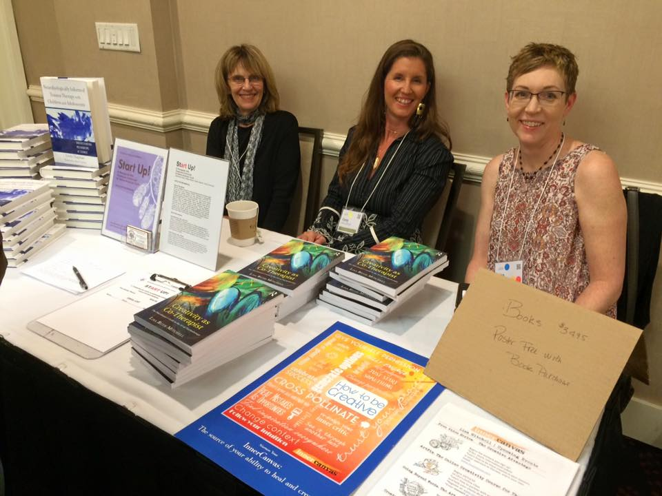 Book Signing--Northern California Art Therapy Association Conference 2016