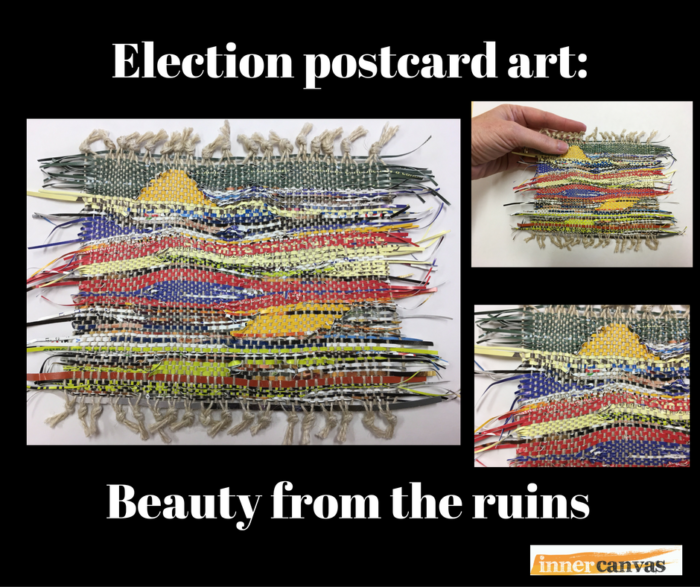 Election Art 2: Beauty from the Ruins
